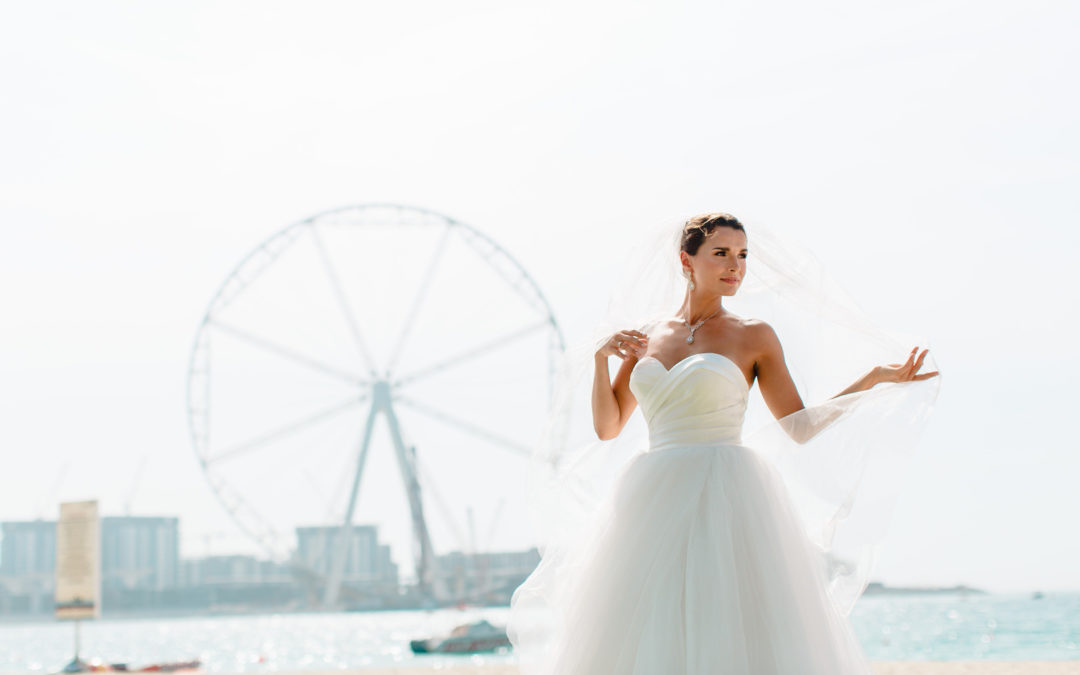 rixos louise monique - Bridal Hair & Makeup